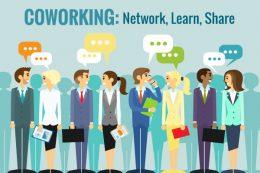 Coworking Space và 1001 lợi ích tuyệt vời