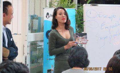Workshop Brandme cách giới thiệu bản thân ấn tượng