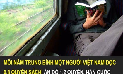 Một dân tộc không đọc sách là một dân tộc không có hy vọng
